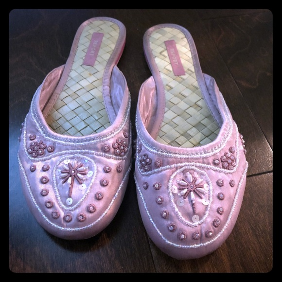 61bc6aa2a7560 Slipper style shoe Asian style